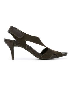 Pedro García | Pedro Garcia Macey Cut Out Sandals Leather/Beaver