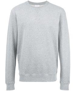 Sunspel | Crew Neck Sweatshirt Medium Cotton