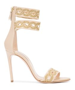 Casadei | Chain Detail Sandals 38