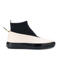 Marni | Контрастные Ботинки