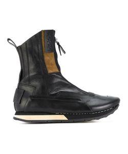 ARTSELAB | Front Zip Ankle Boots Men