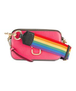 Marc Jacobs | Rainbow Strap Shoulder Bag Leather
