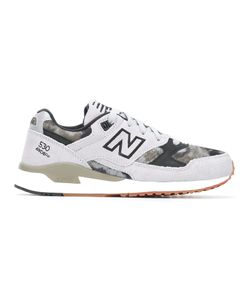 New Balance | 530 Encap Logo Trainers 6.5 Cotton/Suede/Polyester/Rubber