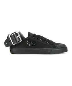 ADIDAS BY RAF SIMONS | Ankle Buckle Lace-Up Sneakers 4
