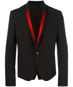 Haider Ackermann | Colour Block Blazer 54 Virgin Wool/Cotton/Rayon