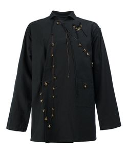 Yohji Yamamoto | Charm Embellished Jacket Size