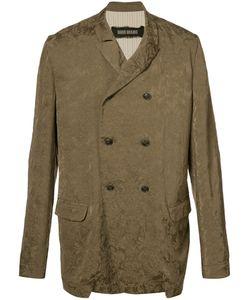 UMA WANG | Jack Double-Breasted Coat
