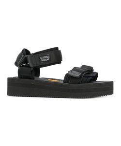 Suicoke | Platform Touch Strap Sandals Size 8