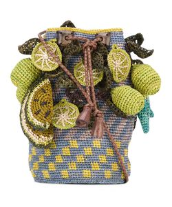 Jamin Puech | Tropical Fruit Shoulder Bag