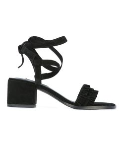 Senso | Juno Lace-Up Sandals 39 Suede/Rubber
