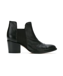 Sarah Chofakian | Panelled Leather Boots