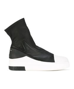 Cinzia Araia | Pull-On Hi-Top Sneakers