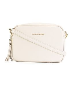 Lancaster | Zip Fastening Shoulder Bag Leather