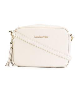 Lancaster | Zip Fastening Shoulder Bag Leather