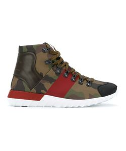 Moncler | Camouflage Print Trainers