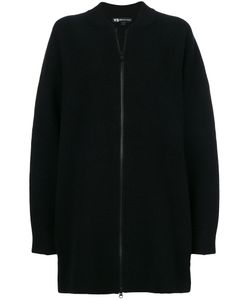 Y-3 | Embroidered Cardi-Coat Women S