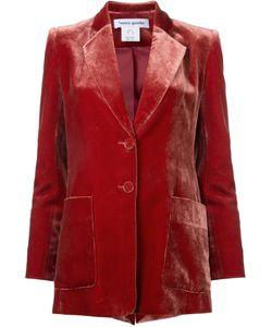 Bianca Spender | Velvet Parlour Jacket 6 Silk/Cellulose