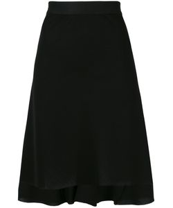 Ann Demeulemeester | Elasticated Waistband A-Line Skirt 36 Virgin