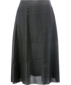Yang Li | Snake Effect Skirt