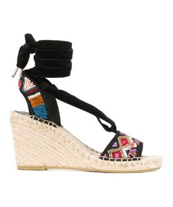 Ash | Paola Wedge Sandals Size 39