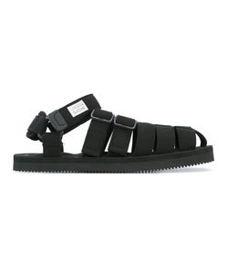 Suicoke | Buckled Sandals 10 Pvc/Polyester/Leather