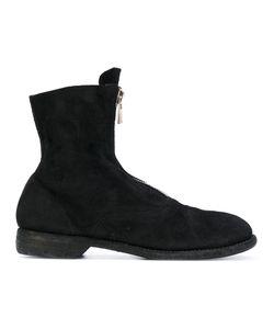 GUIDI | Ботинки С Молниями Спереди