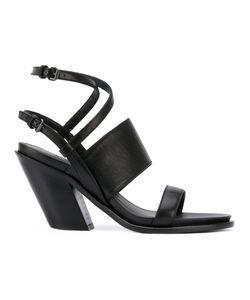 A.F.Vandevorst | Diagonal Heel Strappy Sandals Size 37.5