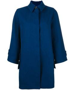 ROSSELLA JARDINI | Wide Sleeve Coat Size 40