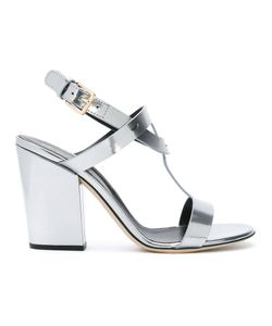 Sergio Rossi | High Shine Sandals Size 37.5