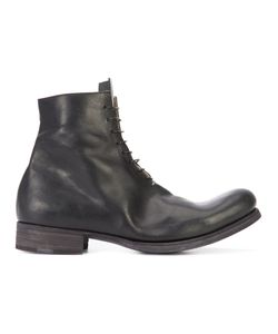 MA+ | Ma Distressed Lace-Up Boots 43