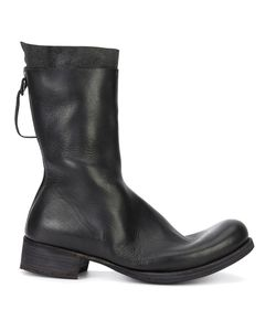MA+ | Back Zip Boots 44 Yack Leather
