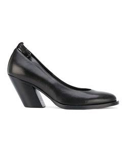 A.F.Vandevorst | Diagonal Heel Buckled Pumps Size 37.5