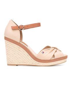 Tommy Hilfiger | Buckled Wedge Sandals