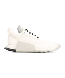RICK OWENS X ADIDAS | Adidas By Rick Owens Lace Up Trainers 9.5