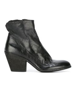 Officine Creative | Block Heel Ankle Boot 37 Calf