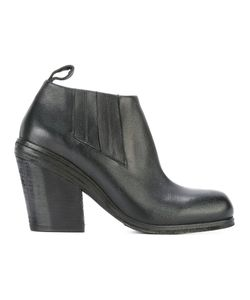 Marsell | Marsèll Ankle Boots 37 Calf Leather/Leather/Rubber