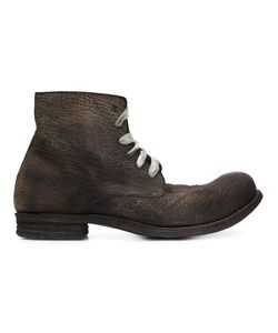 A DICIANNOVEVENTITRE | Distressed Ankle Boots Men