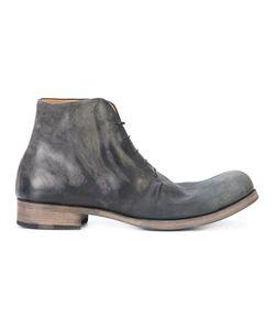 MA+ | Ma Distressed Ankle Boots 43