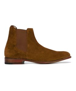 Grenson | Ankle Length Boots 8 Suede/Leather