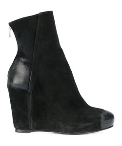 THE LAST CONSPIRACY | Wedge Ankle Boots Women