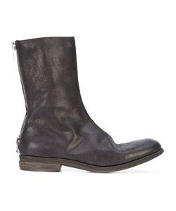 A DICIANNOVEVENTITRE | Rear Zip Boots