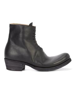 MA+ | Lace-Up Ankle Boots 36 Leather