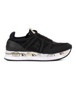 PREMIATA WHITE | Liz Sneakers Size 36 Polyethylene-Vinyl Acetate Peva/Rubber/Calf