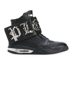 Philipp Plein | Bye Hi-Top Sneakers