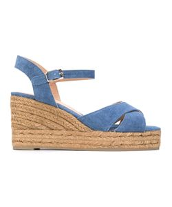 Castañer | Wedged Sandals 39