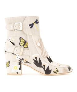 Laurence Dacade | Tropical Boots 36 Cotton