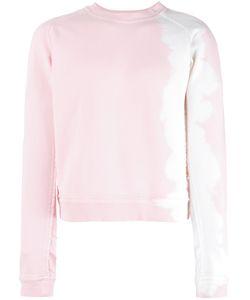 Haider Ackermann | Frayed Detail Sweatshirt Medium Cotton