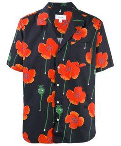 Soulland | Рубашка С Короткими Рукавами И Цветочным Принтом
