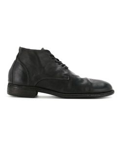 GUIDI | Lace-Up Boots Size 42