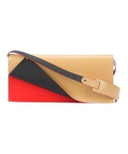 PERRIN PARIS | Colour Block Wallet Calf Leather